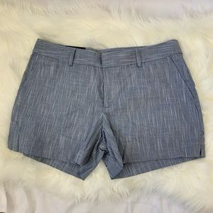 NWT Banana Republic Cotton Cargo Shorts Structured